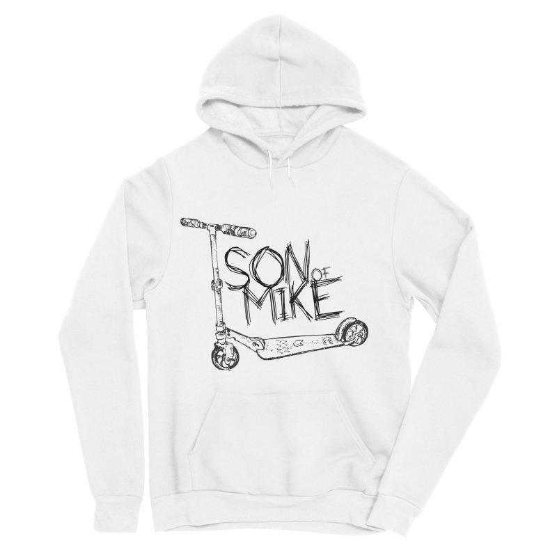 """Son of Mike """"Scooter"""" Men's Sponge Fleece Pullover Hoody by Turkeylegsray's Artist Shop"""