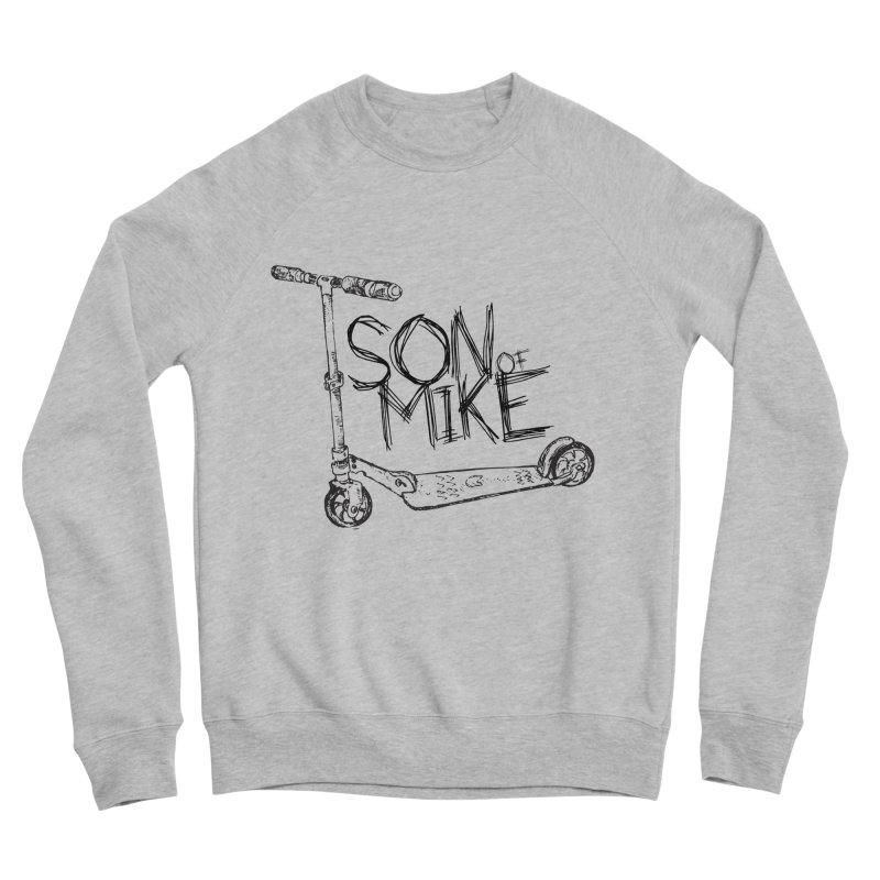 """Son of Mike """"Scooter"""" Men's Sponge Fleece Sweatshirt by Turkeylegsray's Artist Shop"""