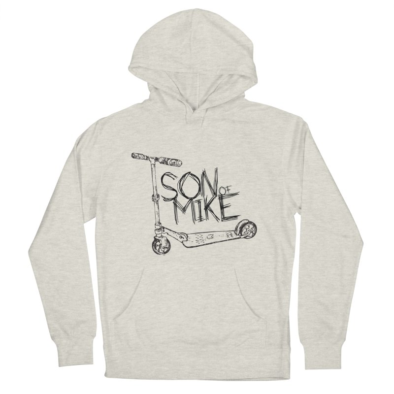 """Son of Mike """"Scooter"""" Women's French Terry Pullover Hoody by Turkeylegsray's Artist Shop"""