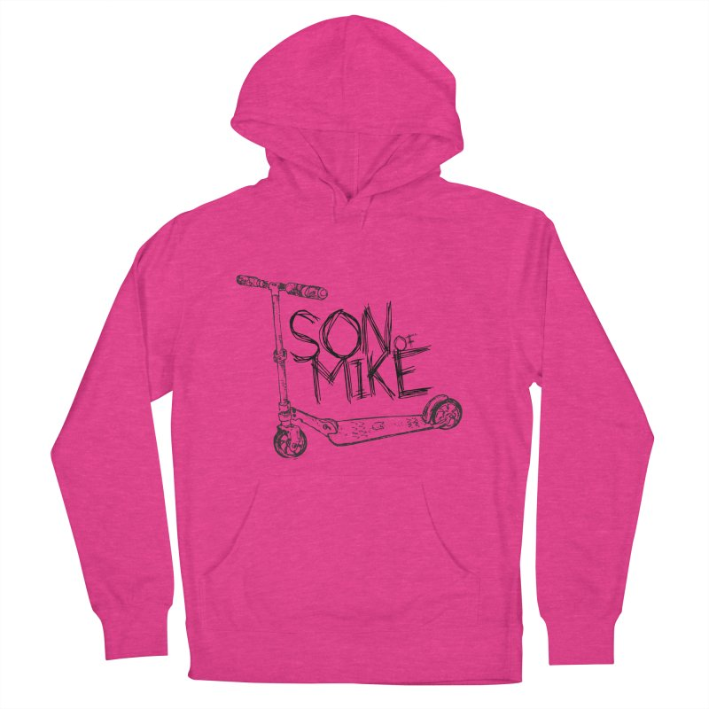 "Son of Mike ""Scooter"" Men's French Terry Pullover Hoody by Turkeylegsray's Artist Shop"