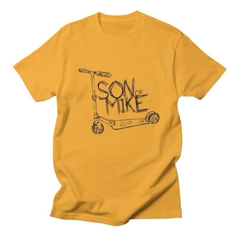 "Son of Mike ""Scooter"" Women's Regular Unisex T-Shirt by Turkeylegsray's Artist Shop"