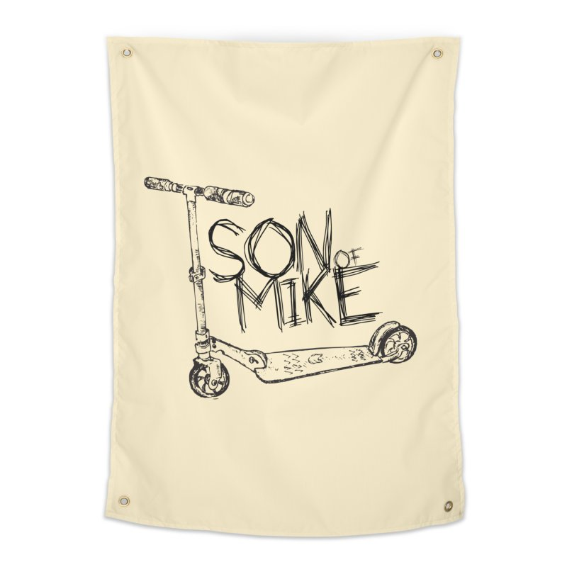 "Son of Mike ""Scooter"" Home Tapestry by Turkeylegsray's Artist Shop"