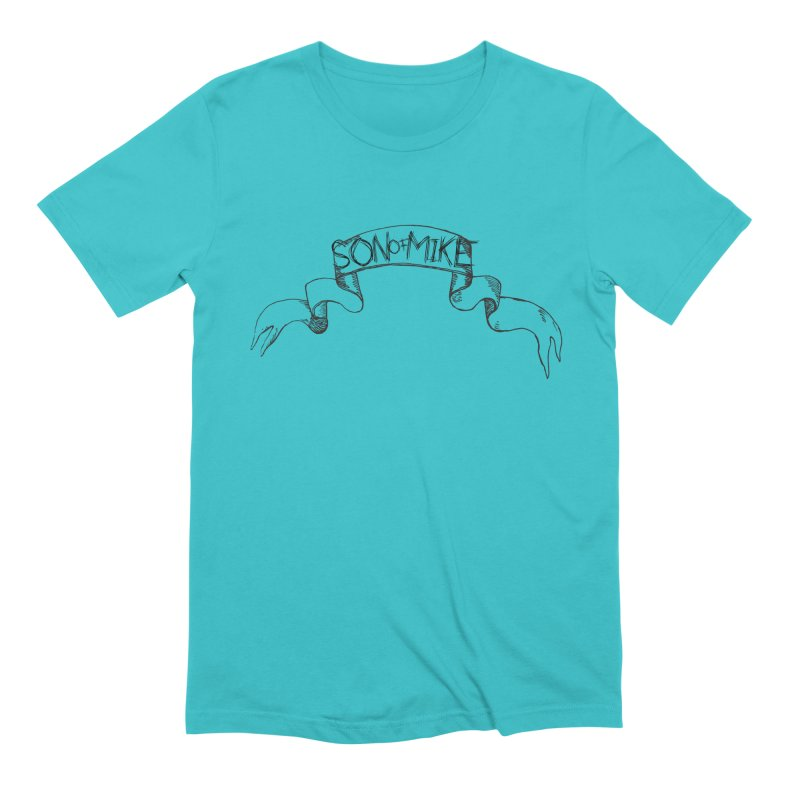 "Son of Mike ""Banner"" Men's T-Shirt by Turkeylegsray's Artist Shop"