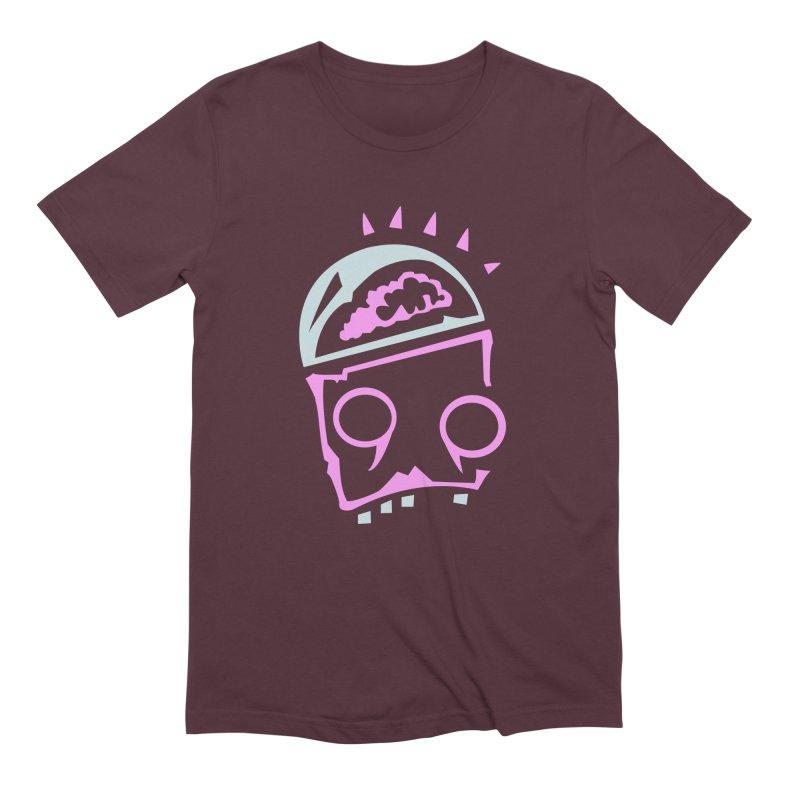 Robot Brain Men's T-Shirt by Turkeylegsray's Artist Shop