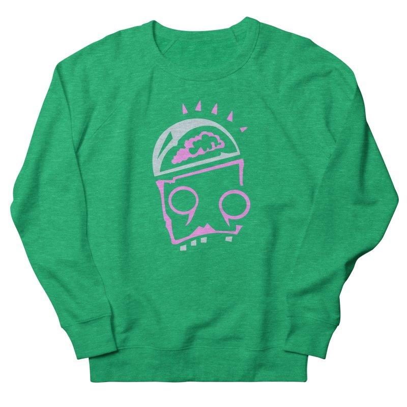 Robot Brain Men's French Terry Sweatshirt by Turkeylegsray's Artist Shop
