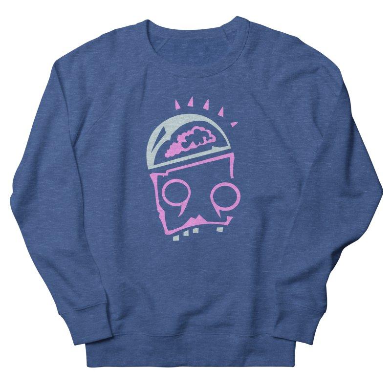 Robot Brain Men's Sweatshirt by Turkeylegsray's Artist Shop