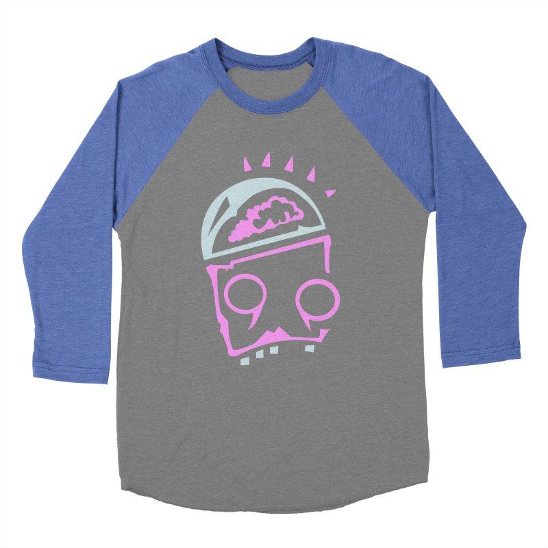 Robot Brain Women's Longsleeve T-Shirt by Turkeylegsray's Artist Shop