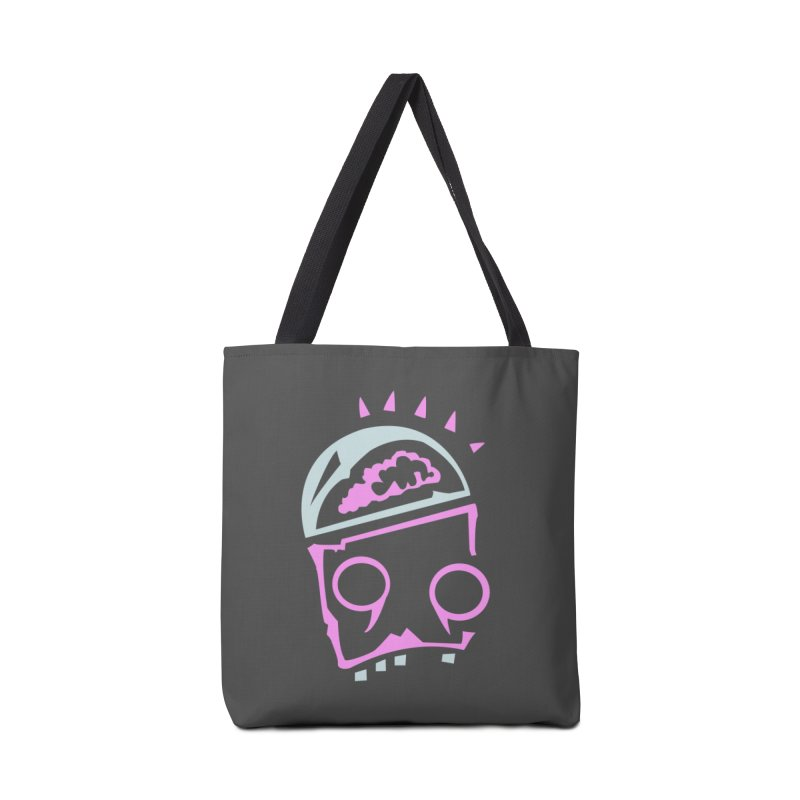Robot Brain Accessories Tote Bag Bag by Turkeylegsray's Artist Shop