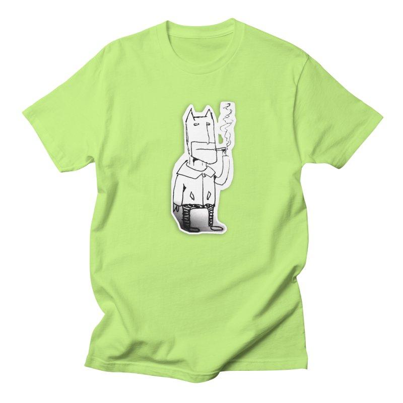 Batman Smoking Women's Regular Unisex T-Shirt by Turkeylegsray's Artist Shop