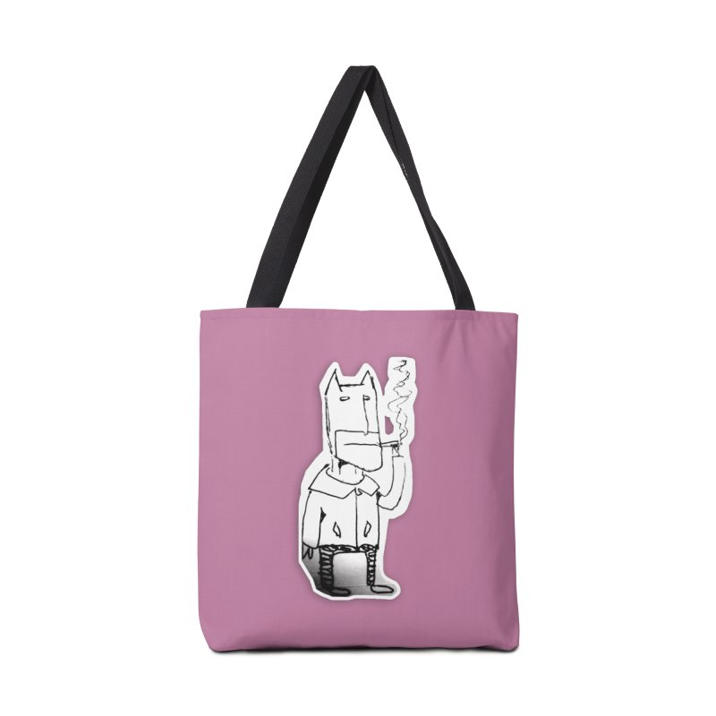 Batman Smoking Accessories Tote Bag Bag by Turkeylegsray's Artist Shop