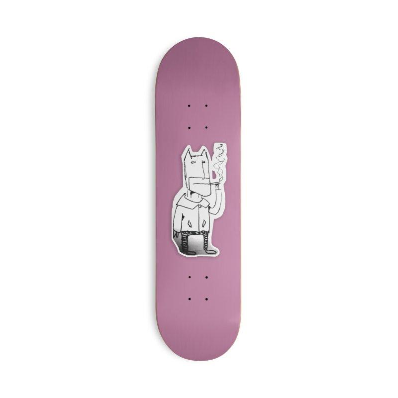 Batman Smoking Accessories Deck Only Skateboard by Turkeylegsray's Artist Shop