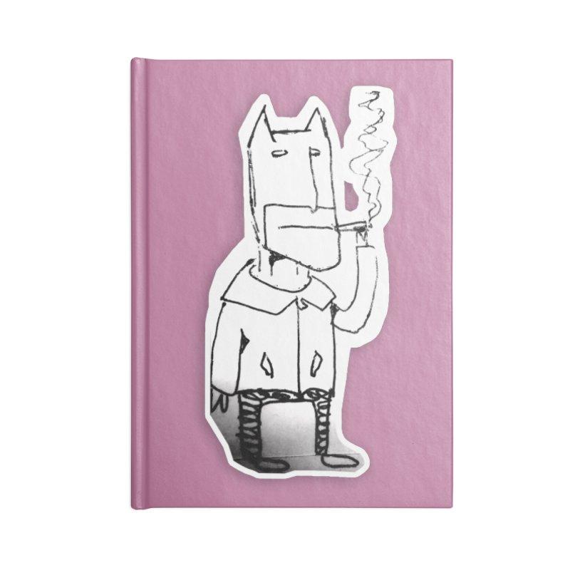 Batman Smoking Accessories Blank Journal Notebook by Turkeylegsray's Artist Shop