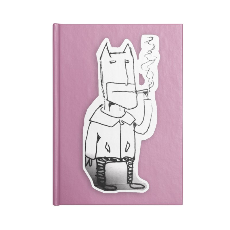 Batman Smoking Accessories Lined Journal Notebook by Turkeylegsray's Artist Shop