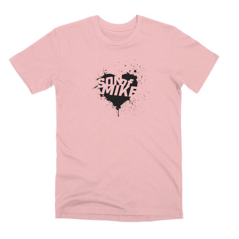 "Son of Mike ""HEART"" Men's Premium T-Shirt by Turkeylegsray's Artist Shop"