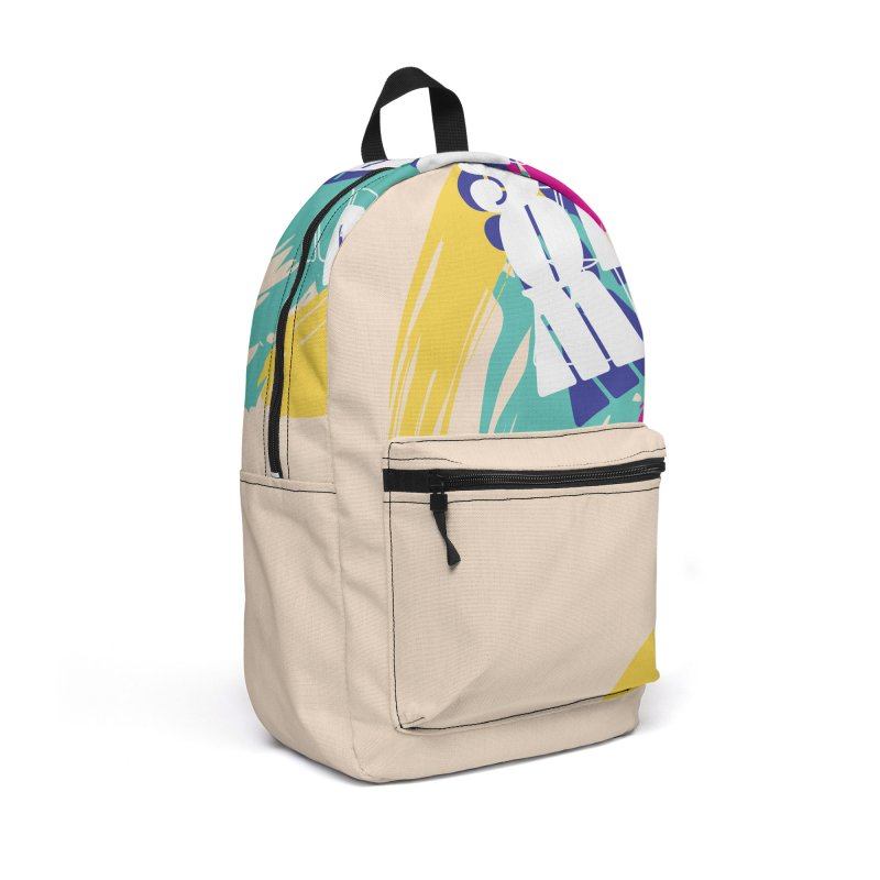 "Son of Mike ""Paint"" Accessories Backpack Bag by Turkeylegsray's Artist Shop"
