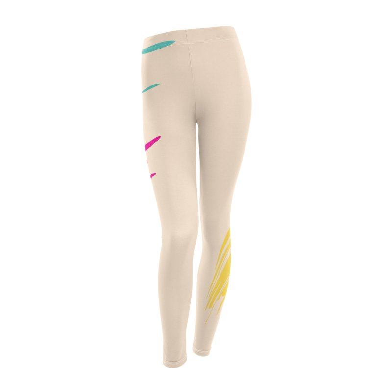 "Son of Mike ""Paint"" Women's Leggings Bottoms by Turkeylegsray's Artist Shop"