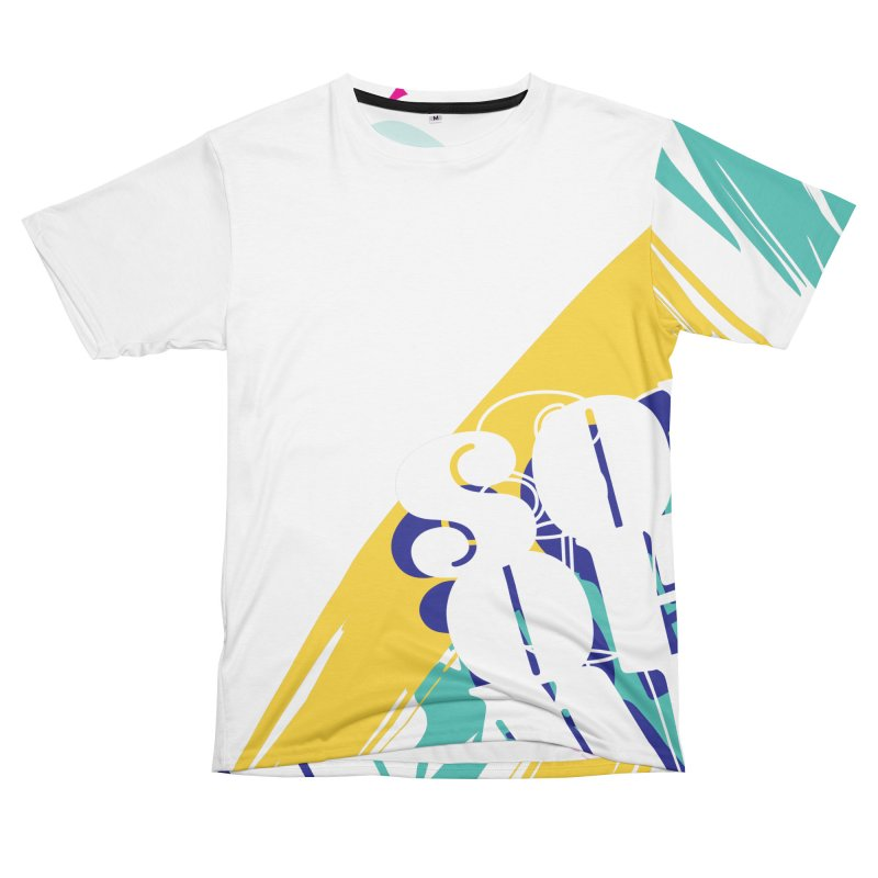 "Son of Mike ""Paint"" Men's T-Shirt Cut & Sew by Turkeylegsray's Artist Shop"