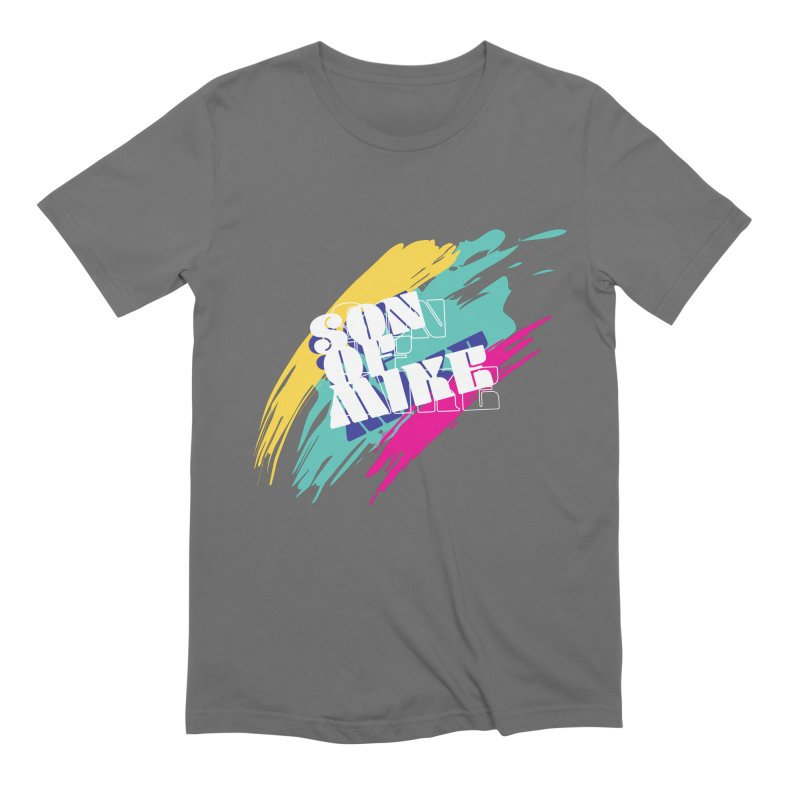 """Son of Mike """"Paint"""" Men's Extra Soft T-Shirt by Turkeylegsray's Artist Shop"""