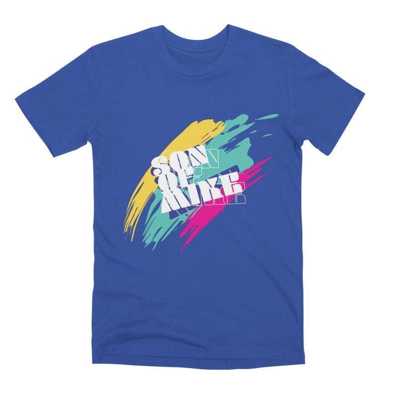"Son of Mike ""Paint"" Men's Premium T-Shirt by Turkeylegsray's Artist Shop"