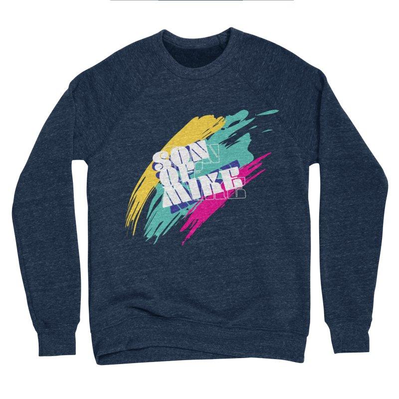 """Son of Mike """"Paint"""" Men's Sponge Fleece Sweatshirt by Turkeylegsray's Artist Shop"""