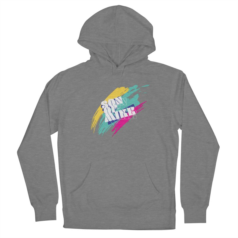"""Son of Mike """"Paint"""" Women's Pullover Hoody by Turkeylegsray's Artist Shop"""