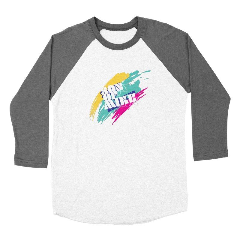"""Son of Mike """"Paint"""" Women's Longsleeve T-Shirt by Turkeylegsray's Artist Shop"""