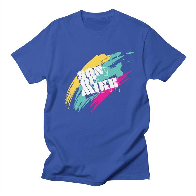 "Son of Mike ""Paint"" Men's Regular T-Shirt by Turkeylegsray's Artist Shop"