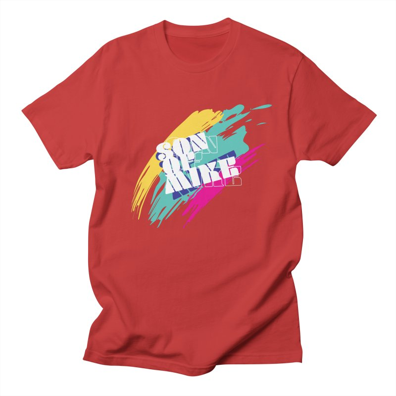 "Son of Mike ""Paint"" Women's Regular Unisex T-Shirt by Turkeylegsray's Artist Shop"
