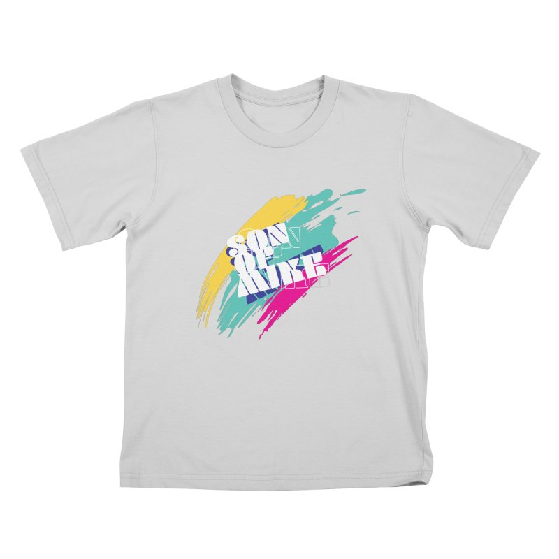 "Son of Mike ""Paint"" Kids T-Shirt by Turkeylegsray's Artist Shop"