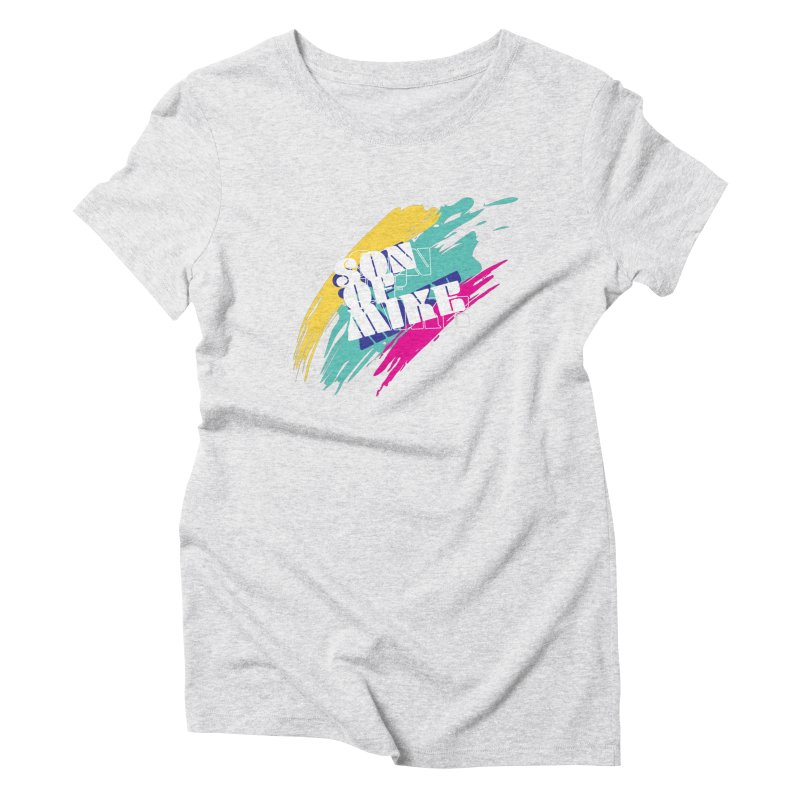 """Son of Mike """"Paint"""" Women's T-Shirt by Turkeylegsray's Artist Shop"""
