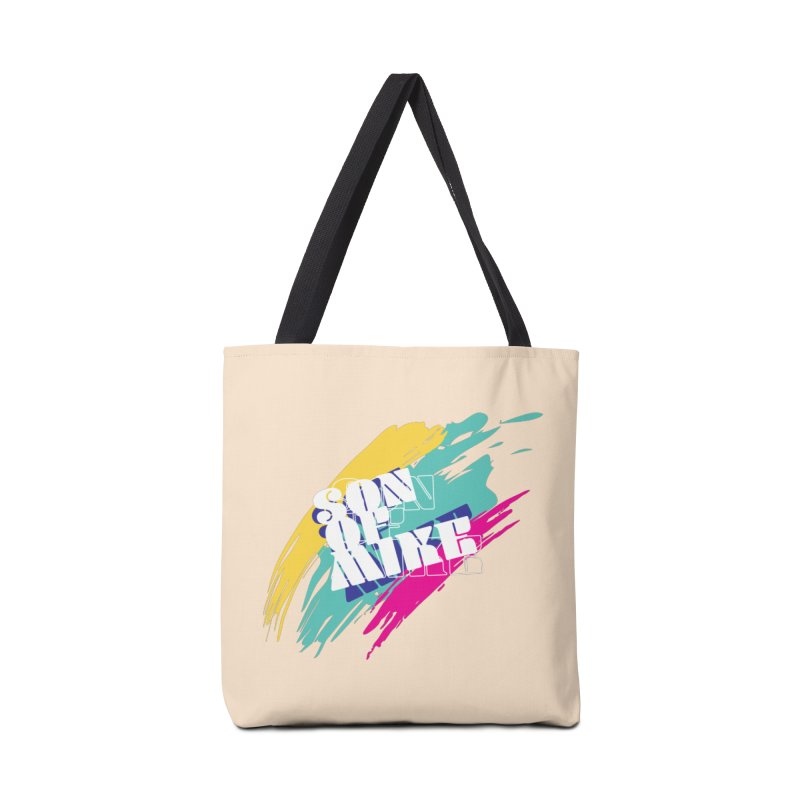 "Son of Mike ""Paint"" Accessories Tote Bag Bag by Turkeylegsray's Artist Shop"