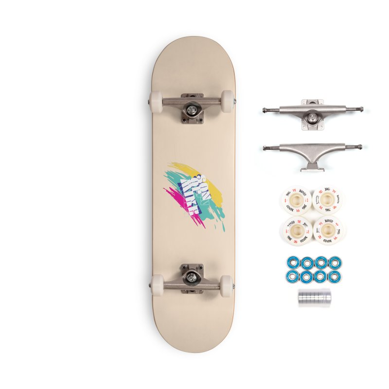 """Son of Mike """"Paint"""" Accessories Complete - Premium Skateboard by Turkeylegsray's Artist Shop"""