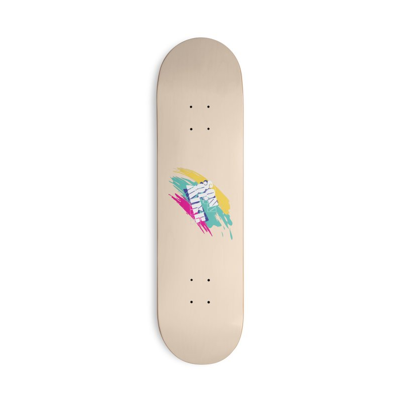 """Son of Mike """"Paint"""" Accessories Deck Only Skateboard by Turkeylegsray's Artist Shop"""