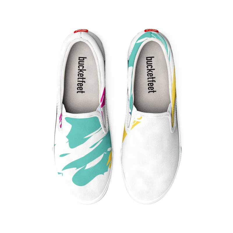 "Son of Mike ""Paint"" Men's Shoes by Turkeylegsray's Artist Shop"