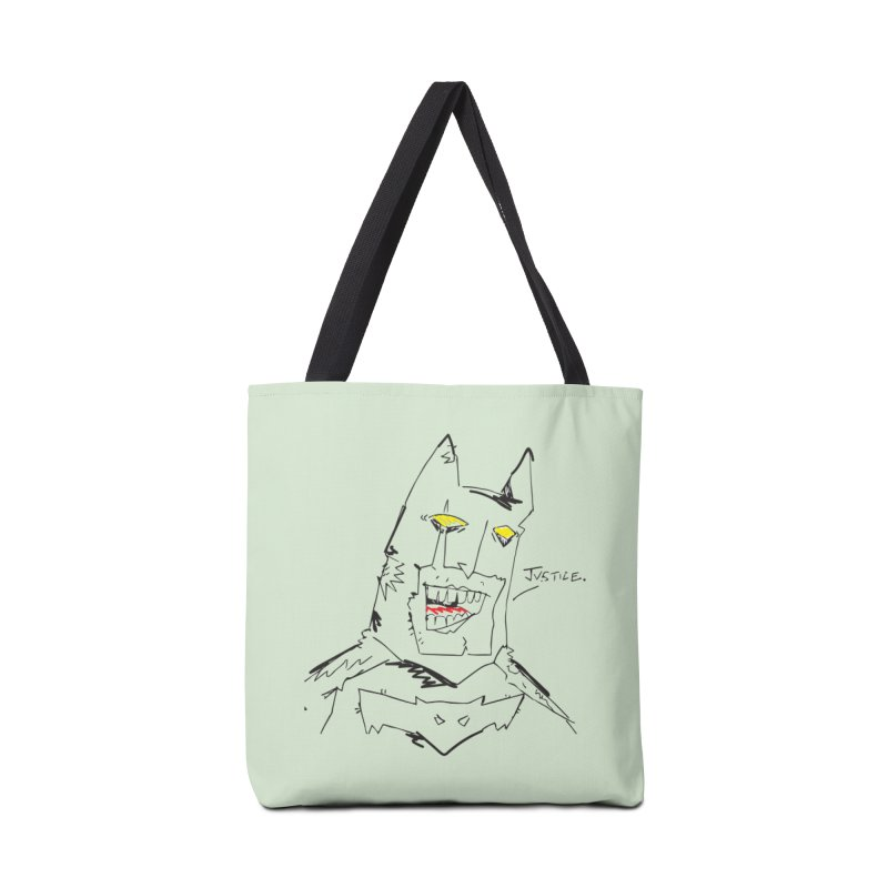 JUSTICE. Accessories Tote Bag Bag by Turkeylegsray's Artist Shop