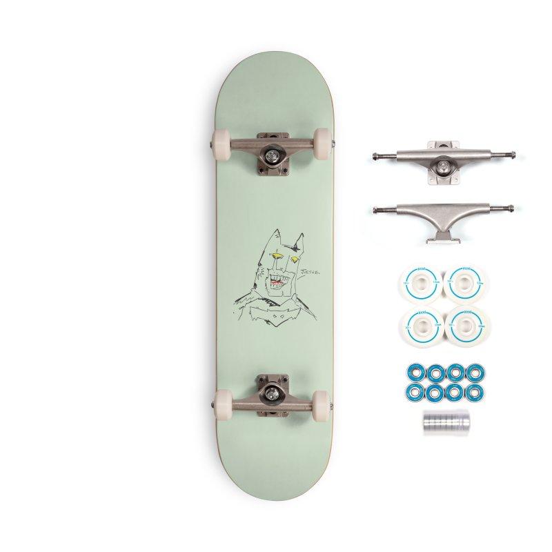 JUSTICE. Accessories Complete - Basic Skateboard by Turkeylegsray's Artist Shop