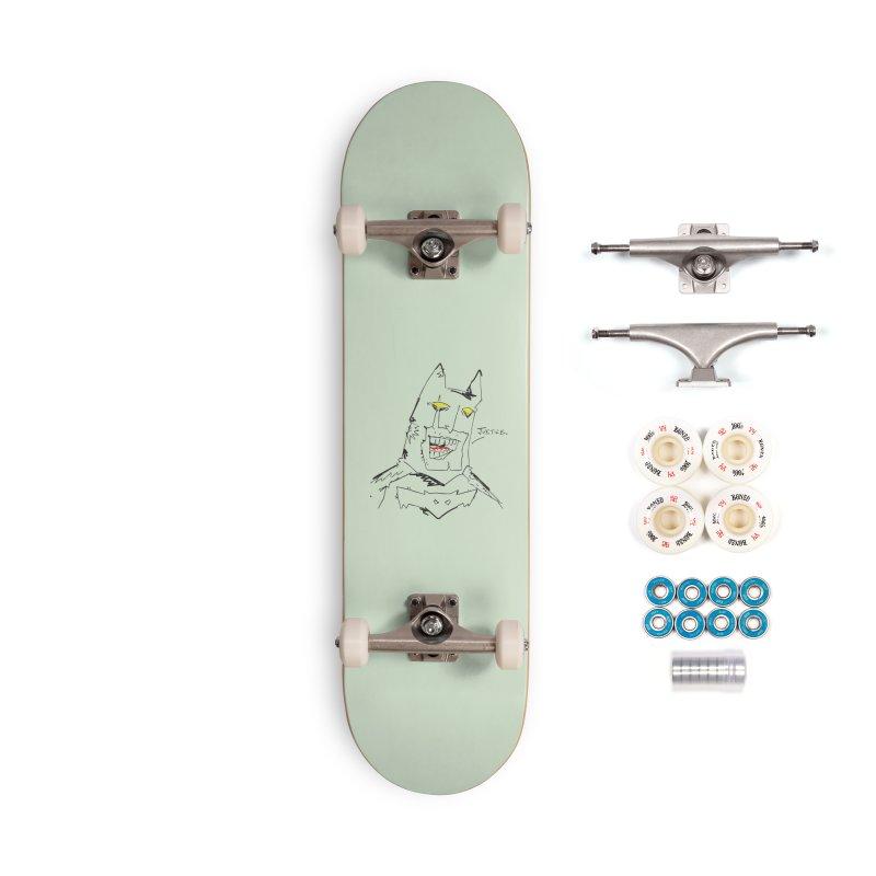 JUSTICE. Accessories Complete - Premium Skateboard by Turkeylegsray's Artist Shop