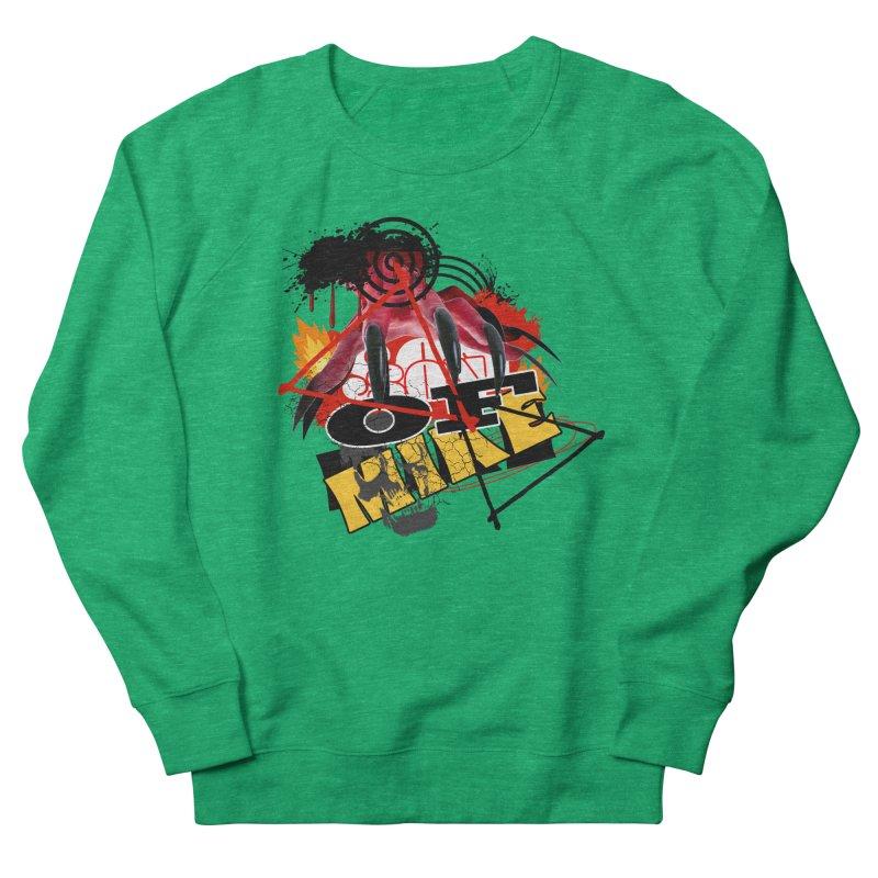"""SON OF MIKE """"Flames"""" Women's Sweatshirt by Turkeylegsray's Artist Shop"""