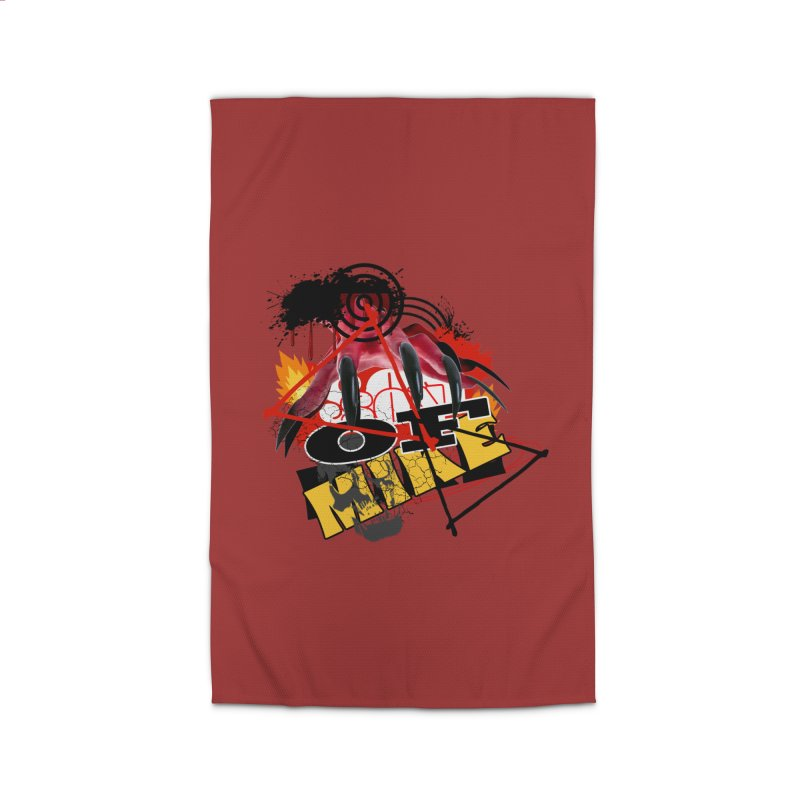 "SON OF MIKE ""Flames"" Home Rug by Turkeylegsray's Artist Shop"