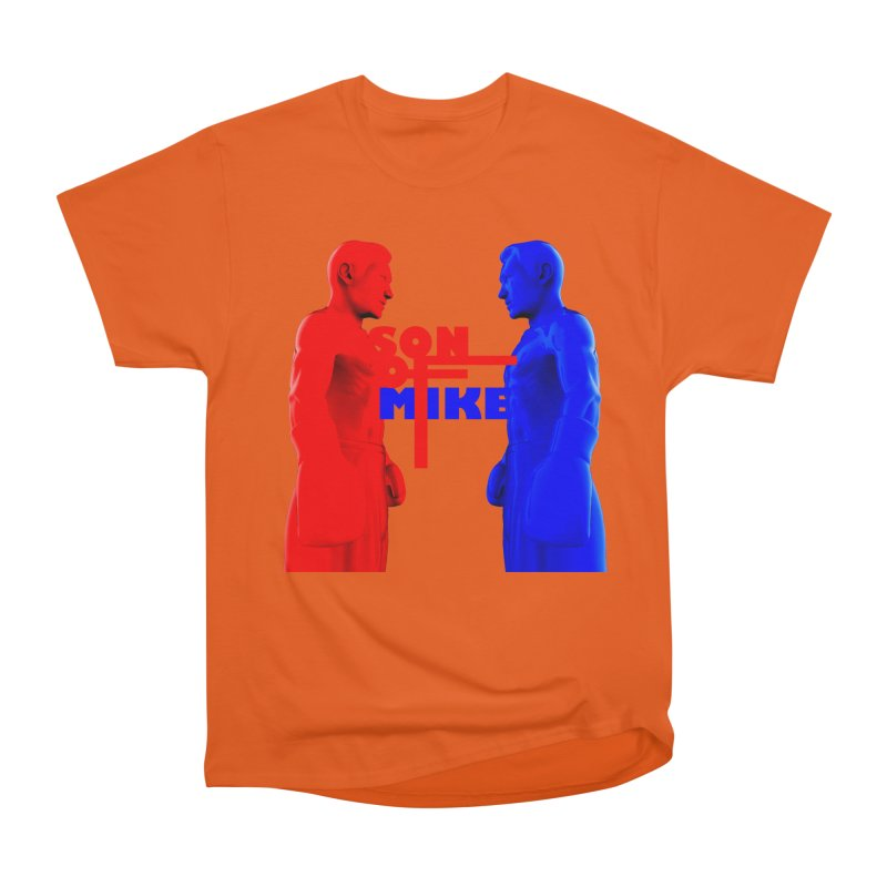 """SON OF MIKE """"Boxers"""" Men's T-Shirt by Turkeylegsray's Artist Shop"""