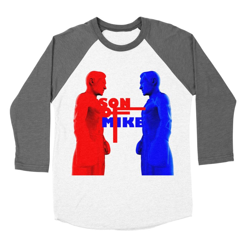 "SON OF MIKE ""Boxers"" Women's Longsleeve T-Shirt by Turkeylegsray's Artist Shop"