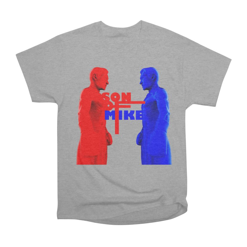 "SON OF MIKE ""Boxers"" Women's Heavyweight Unisex T-Shirt by Turkeylegsray's Artist Shop"