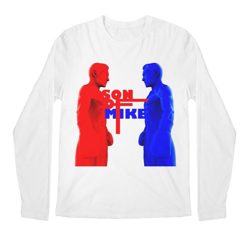 "SON OF MIKE ""Boxers"" Men's Regular Longsleeve T-Shirt by Turkeylegsray's Artist Shop"