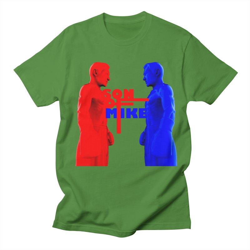 "SON OF MIKE ""Boxers"" Women's Regular Unisex T-Shirt by Turkeylegsray's Artist Shop"