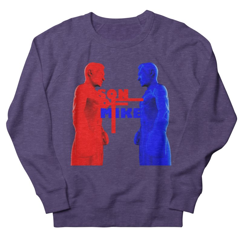 "SON OF MIKE ""Boxers"" Women's French Terry Sweatshirt by Turkeylegsray's Artist Shop"