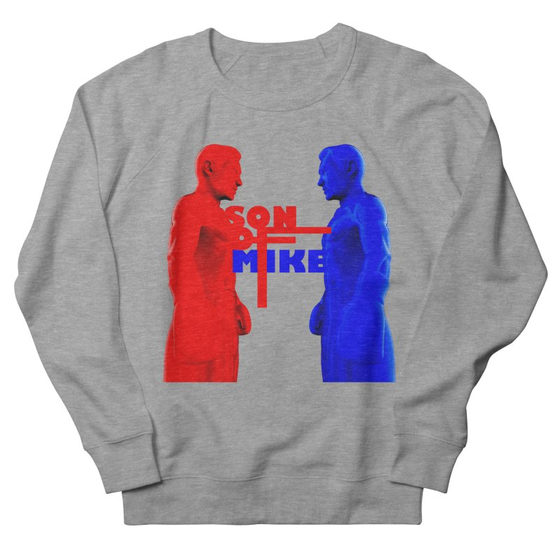 "SON OF MIKE ""Boxers"" Men's French Terry Sweatshirt by Turkeylegsray's Artist Shop"