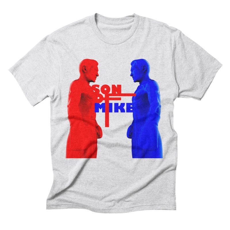"""SON OF MIKE """"Boxers"""" Men's Triblend T-Shirt by Turkeylegsray's Artist Shop"""