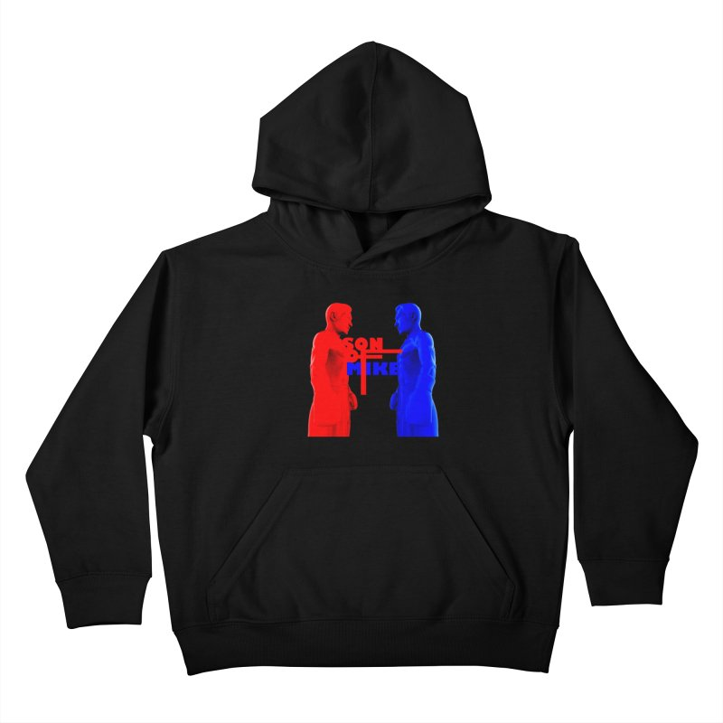 """SON OF MIKE """"Boxers"""" Kids Pullover Hoody by Turkeylegsray's Artist Shop"""