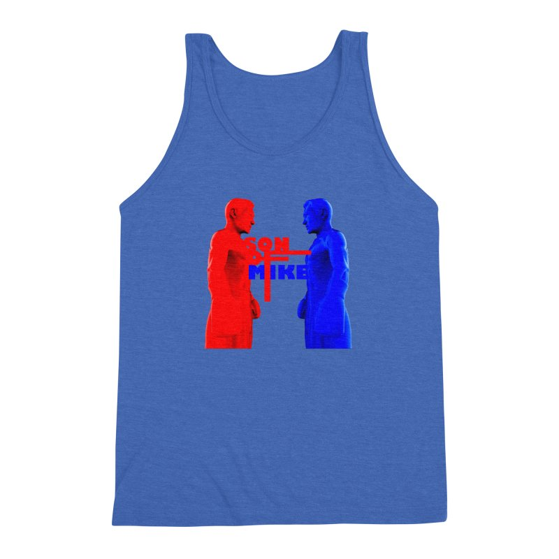"SON OF MIKE ""Boxers"" Men's Triblend Tank by Turkeylegsray's Artist Shop"