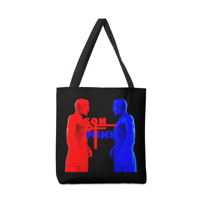 "SON OF MIKE ""Boxers"" Accessories Tote Bag Bag by Turkeylegsray's Artist Shop"